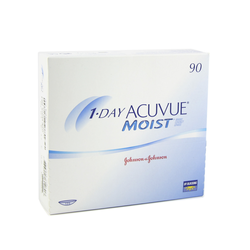 1-Day Acuvue Moist 90 штук